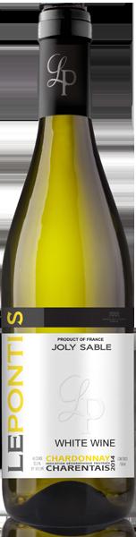 LEPONTIS 2014 - Chardonnay blanc Joly Sable