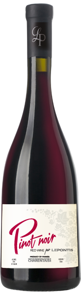 LEPONTIS 2014 - pinot noir red